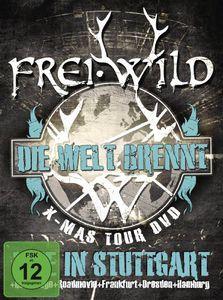 Die Welt Brennt-Live in Stuttgart [Import]