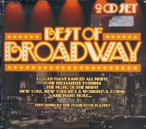 Best Of Broadway [2 CD Digipack]