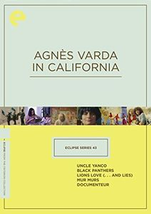 Agnès Varda in California (Eclipse Series 43)