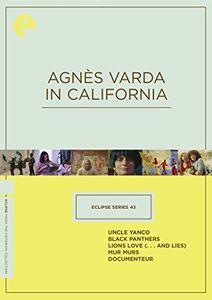 Agnès Varda in California (Criterion Collection - Criterion Collection - Eclipse Series 43)