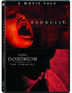 Exorcist: The Beginning /  Dominion: Prequel to the Exorcist