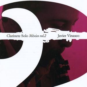 Clarinete Solo. Mexico Vol. 2