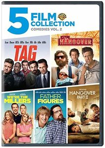 5 Film Collection: Comedies: Volume 2