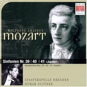Symphonies 39 40 & 41