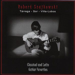 Classical & Latin Guitar Favorites
