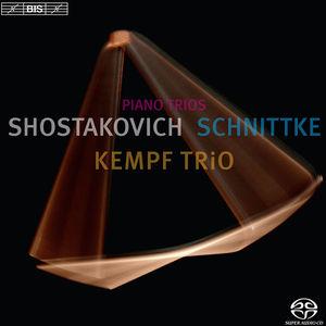 Piano Trio 1 in C minor Op 8: Piano Trio 2