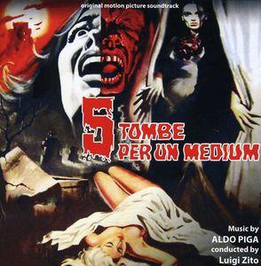 5 Tombe Per Un Medium [Import]