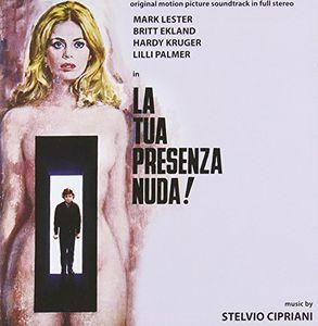 La Tua Presenza Nuda (What the Peeper Saw) (Original Soundtrack) [Import]