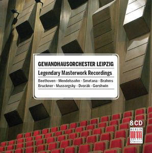 Legendary Masterworks Recordings