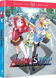 Akiba's Trip: The Complete Series