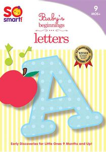 So Smart! Baby's Beginnings: Letters
