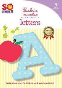 So Smart! Baby's Beginnings: Letters