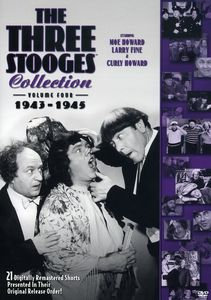 The Three Stooges Collection: Volume 4: 1943-1945