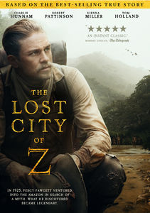 The Lost City of Z , Charlie Hunnam