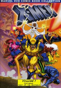 Marvel X-Men: Volume 1