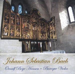 Bach:Solopartita 1+2 - Solosonate 1