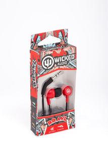 Wicked Street WI1303 Brawl Earbuds Fever