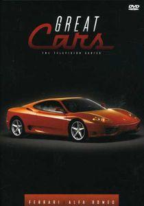 Great Cars: Ferrari - Alfa Romeo