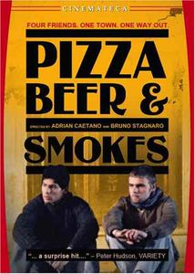 Pizza Beer & Smokes