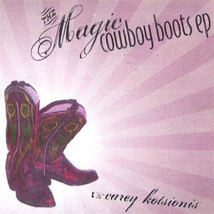 Magic Cowboy Boots EP