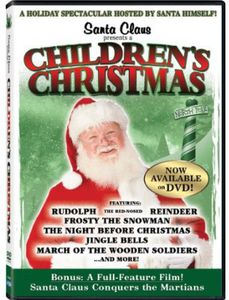 A Children's Christmas Hosted by Santa Claus