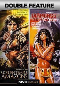 Golden Temple Amazons /  Diamonds of Kilimandjaro