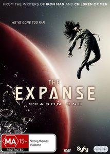 Expanse: Season 1 [Import]