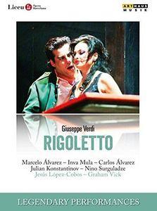 Rigoletto (Legendary Performances)