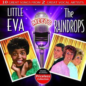 Little Eva Meets the Raindrops