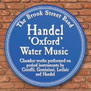 Oxford Water Music