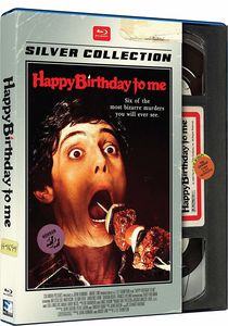 Happy Birthday to Me - Retro VHS Packaging