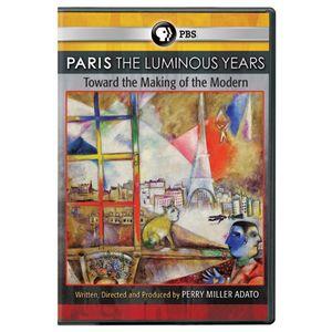 Paris: Luminous Years