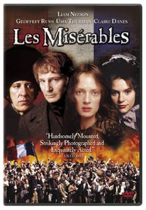 Les Miserables (1998) & Keep Case & Ac-3