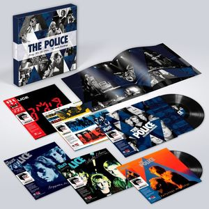 Every Move You Make: The Studio Recordings , The Police