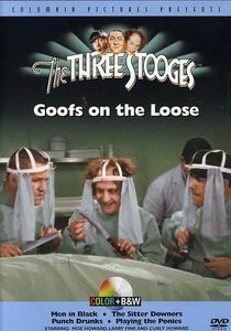 The Three Stooges: Goofs on the Loose