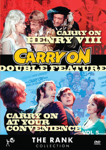 Carry on Henry VIII /  Carry on at Your Convenience