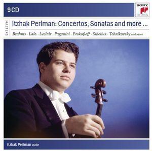 Plays Concertos & Sonatas