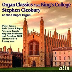 Organ Classics From King's College Chapel