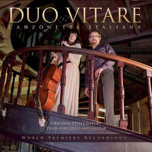 Canzonetta Italiana: Original 19th Century Duos