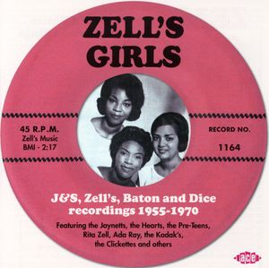 J&S, Zell's, Baton and Dice Recordings 1955-1970 [Import]