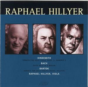 Raphael Hillyer Plays