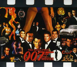 Music From 007 Movies