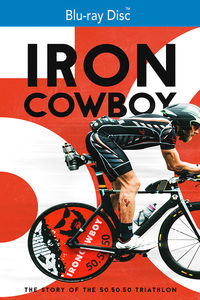Iron Cowboy the Story of the 50-50-50