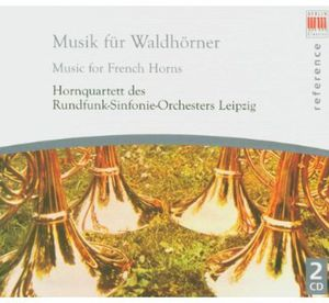 Music for French Horns /  Various