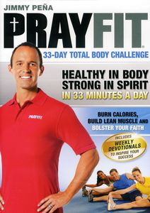 Prayfit: 33-Day Total Body Challenge