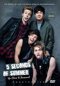5 Seconds of Summer: Up Close & Personal