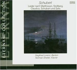 Lieder to Texts By Various P