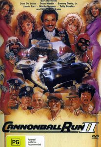 Cannonball Run 2 (Pal/ Region 4) [Import]