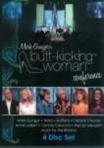 Butt-Kicking Woman Conference