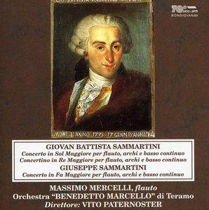 Concerti NN 790-791 Per Flauto E Archi